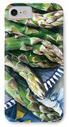 Asparagus IPhone Case by Nadi Spencer