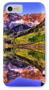 Aspen Wonder IPhone Case by Scott Mahon