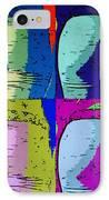 Ass Colors IPhone Case