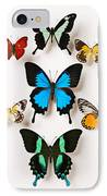 Assorted Butterflies IPhone Case