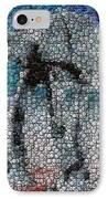 At-at Bottle Cap Mosaic IPhone Case by Paul Van Scott