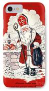 Austrian Christmas Card IPhone Case