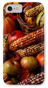 Autumn Harvest  IPhone Case by Garry Gay