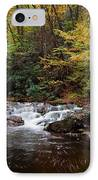 Autumn In The Smokies IPhone Case by Andrew Soundarajan