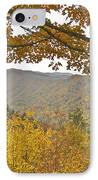 Autumn In The Smokies IPhone Case by Michael Peychich