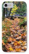 Autumn Path IPhone Case
