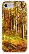 Autumn IPhone Case by Svetlana Sewell
