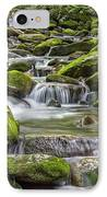 Back Country Stream IPhone Case