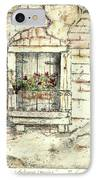 Balcony Venice IPhone Case
