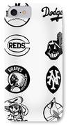 Baseball Logos IPhone Case