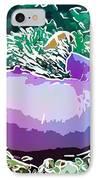 Beautiful Pink Clowfish IPhone Case
