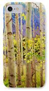 Beauty Of Aspen Colorado IPhone Case by Gary Kim