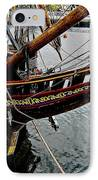 Before Setting Sail IPhone Case