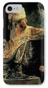 Belshazzars Feast IPhone Case by Rembrandt