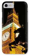 Big Ben In London IPhone Case