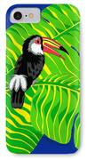 Big Billed Bird IPhone Case