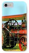 Big Steamer IPhone Case by Dominic Piperata