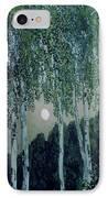 Birch Trees IPhone Case by Aleksandr Jakovlevic Golovin