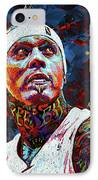 Birdman Andersen IPhone Case