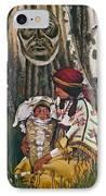 Birth Spirit IPhone Case