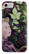 Blackberry Elf IPhone Case