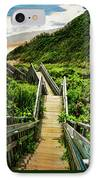Block Island IPhone Case by Lourry Legarde