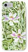 Blossom Pink Lotus Flower IPhone Case by Lanjee Chee