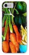 Blue Ribbon Harvest IPhone Case