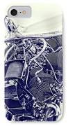 Blueprint Radial IPhone Case by Steven Richardson