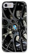 Bmw M3 Wheel IPhone Case by Aaron Berg