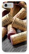 Bordeaux IPhone Case