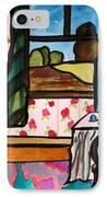 Boudoir IPhone Case by John Williams