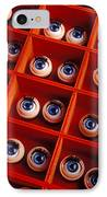 Box Full Of Doll Eyes IPhone Case