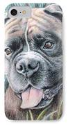 Boxer Yosi IPhone Case