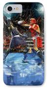 Boxing Night IPhone Case