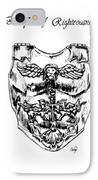 Breastplate Of Righteousness IPhone Case