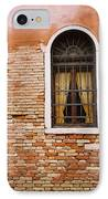 Brick Window IPhone Case