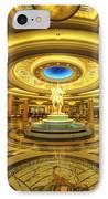 Caesar's Grand Lobby IPhone Case by Yhun Suarez