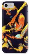 Cage Fighters IPhone Case by Deborah Lee