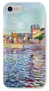 Calvados IPhone Case by Paul Signac