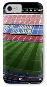 Camp Nou IPhone Case