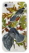Canada Jay IPhone Case by John James Audubon