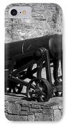 Cannon At Macroom Castle Ireland IPhone Case