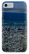Capetown South Africa Aerial IPhone Case