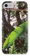 Caribbean Banana Leaf IPhone Case