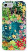 Caribbean Jungle IPhone Case