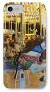 Carousel Horse 3 IPhone Case