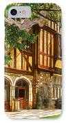 Castle - Castle IIi IPhone Case by Mike Savad