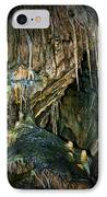 Cave03 IPhone Case by Svetlana Sewell