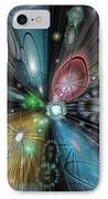 Celestial Vacuum IPhone Case by Tim Allen